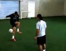 Cristiano Ronaldo isi dezvaluie noile scheme (Video)