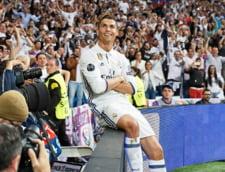 Cristiano Ronaldo isi explica gesturile din meciul cu Atletico: Vreau doar sa nu ma mai fluiere