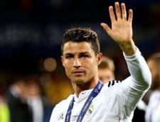 Cristiano Ronaldo isi face planuri de viitor: Vreau sa ma intorc la Manchester United