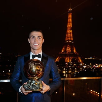 Cristiano Ronaldo l-a egalat pe legendarul Pele. Ce perfomanta a atins fotbalistul portughez