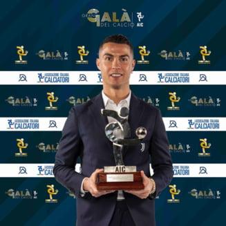 Cristiano Ronaldo pleaca de la Juventus. Mesajul enigmatic al starului portughez