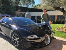 Cristiano Ronaldo prezinta masina pe care a dat 2 milioane de euro (Foto)