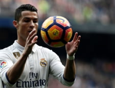 Cristiano Ronaldo s-a rastit la un coleg de la Real Madrid