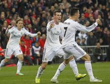 Cristiano Ronaldo salveaza Realul de la infrangere in derbiul Madridului