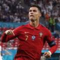 Cristiano Ronaldo scrie istorie în fotbal! Nou record bătut de portughez