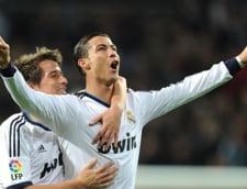 Cristiano Ronaldo sfideaza Real Madridul