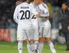 Cristiano Ronaldo si Higuain au distrus Getafe (Video)