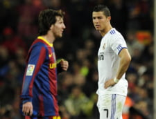 Cristiano Ronaldo si Messi darama recordurile romanilor!
