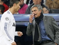 Cristiano Ronaldo si Mourinho, eroii celui mai nebun transfer din fotbal