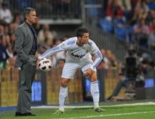 "Cristiano Ronaldo si Mourinho se ""inteapa"" reciproc"