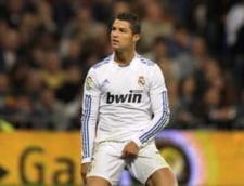 Cristiano Ronaldo si-a pus in cap colegii de la Real Madrid