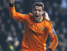 Cristiano Ronaldo stabileste un record istoric in Liga Campionilor