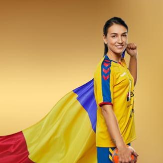 Cristina Neagu, cea mai puternica aruncare la poarta de la Europeanul de handbal. Romanca a marcat un gol cu 129 km/ora