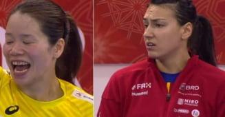 Cristina Neagu, exasperata de jocul nationalei Romaniei