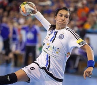 Cristina Neagu, invinsa in semifinalele Ligii Campionilor