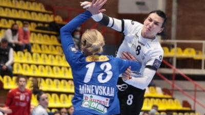 Cristina Neagu, prea puternica pentru Valcea. Cum s-a incheiat derby-ul echipelor romanesti din optimile Ligii Campionilor