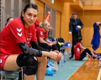Cristina Neagu a rabufnit in timpul jocului cu Kazahstan