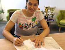 Cristina Neagu a semnat un nou contract cu CSM Bucuresti