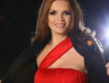 Cristina Spatar a filmat primul clip dupa ce a devenit mamica