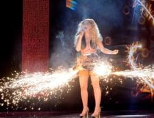 Cristina Vasiu: Chiar daca ar fi fost sa iau foc pe scena, n-ar fi fost o problema