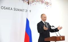 Criticat de Elton John, Putin spune ca n-are nimic cu homosexualii: Sa traiasca liberi, dar fara exagerari!