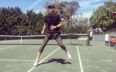 Criticata puternic in lumea tenisului, Sharapova dezvaluie ce SMS a primit de la Rafael Nadal