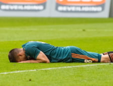 Critici aspre pentru Razvan Marin dupa un meci sters la Ajax in Champions League