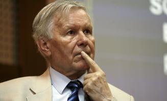 Criticul literar Eugen Simion va primi titlul de Doctor Honoris Causa al ULBS