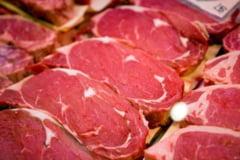 Criza alimentara in SUA: Carnea, plina de bacterii rezistente la antibiotice