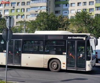 Criza de soferi in transportul public, desi li se ofera salarii de 4.500 de lei si cazare gratuita