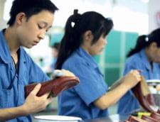 Criza din Europa, resimtita si in China - milioane de locuri de munca puse in pericol