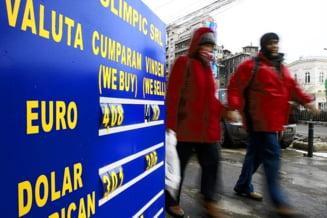 Criza din Grecia amana si mai mult trecerea Romaniei la euro