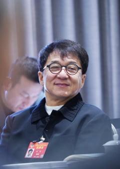 Criza din Hong Kong: Actorul Jackie Chan si-a aratat sprijinul pentru China