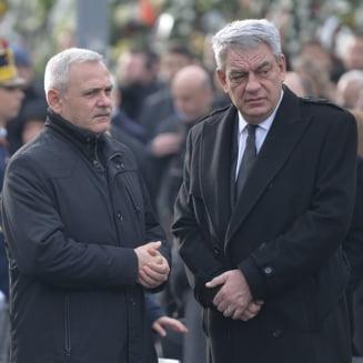 Criza din PSD. Inceputul anului 2018 va fi marcat de confruntarea dintre Tudose si Dragnea