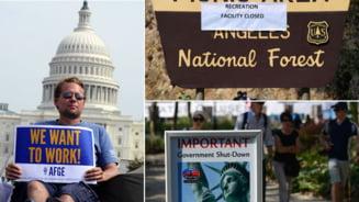 Criza din SUA: 8 efecte neasteptate ale blocajului financiar