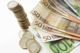 Criza din zona euro, mai blanda in decembrie