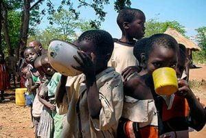 Criza economica afecteaza si donatiile catre tarile sarace din Africa