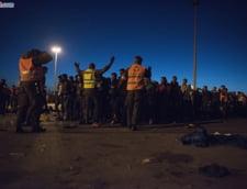 Criza imigrantilor: Armata, detinutii si somerii, mobilizati de Ungaria pentru a construi ziduri impotriva migrantilor