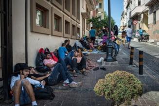 Criza imigrantilor: Noi cifre vehiculate pentru Romania - CE ne-ar trimite mai mult decat suntem pregatiti sa primim