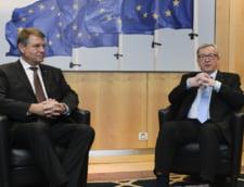 Criza imigrantilor: Seful Comisiei Europene, discutie cu Klaus Iohannis inainte de Consiliul JAI