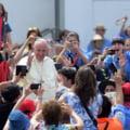 Criza imigrantilor extracomunitari: Papa Francisc cere sa fie respectata demnitatea umana