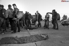 Criza imigrantilor ridica o noua Cortina de Fier in Europa