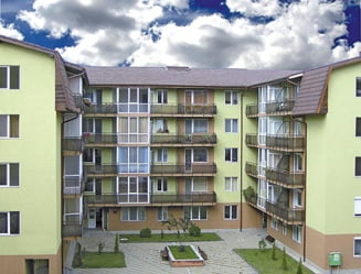 Criza imobiliara: Proprietarii apartamentelor noi au ajuns sa-si inchirieze locuintele
