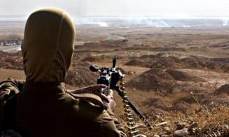 Criza in Irak: Oficialii americani si australieni fug din calea teroristilor
