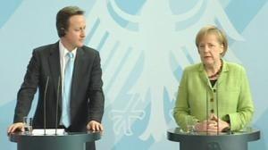 "Criza in eurozona: Marea Britanie si Germania, divizate de ""taxa Robin Hood"""