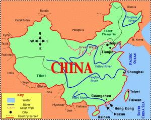 Criza loveste globul, iar China cumpara lumea