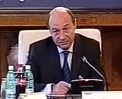 Criza lui Traian Basescu