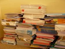 Criza manualelor scolare continua: Licitatia a intarziat, editurile n-au bani de contestatii