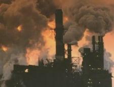 Criza nu a scazut nivelul de poluare: emisii de carbon record in 2009