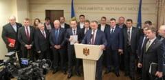Criza politica si peste Prut: Consultari cu scandal pentru un nou Guvern in R. Moldova